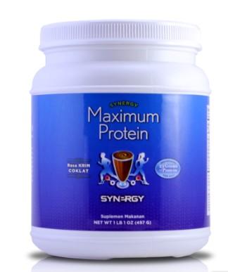Maximum Protein