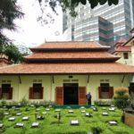 Masjid Hidayatullah Jakarta : Ketika 4 kebudayaan menjadi satu
