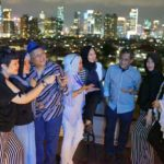 Restoran rooftop murah di Jakarta